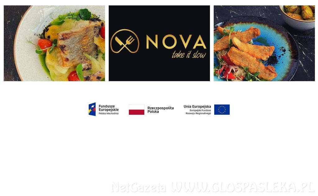 Restauracja NOVA przy S7 zbiera bardzo dobre opinie