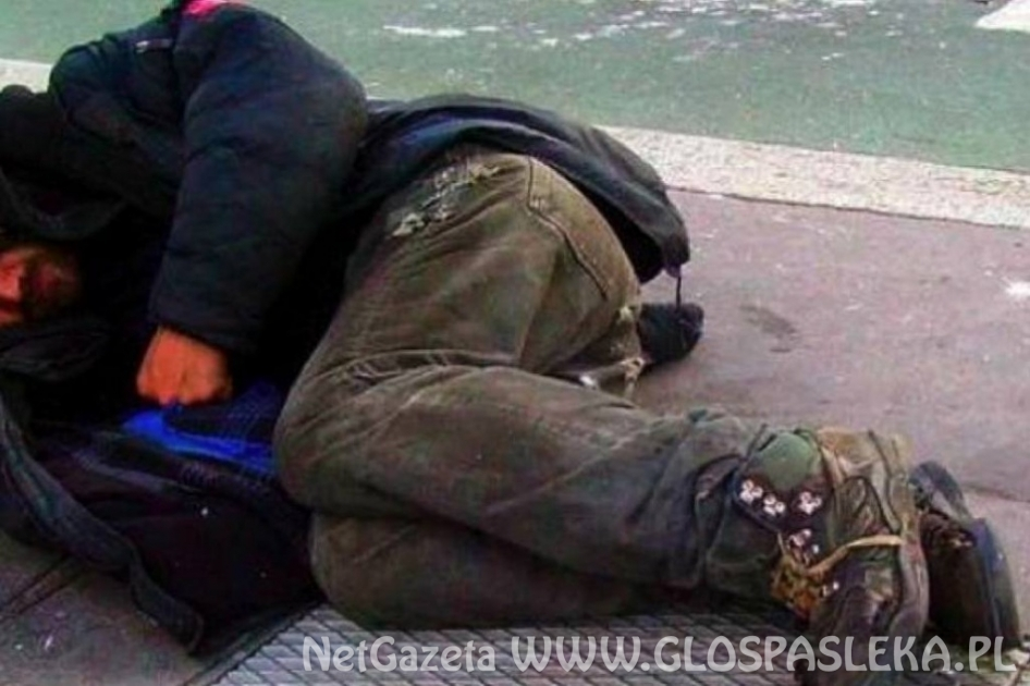 Pomoc dla osób bezdomnych - Infolinia