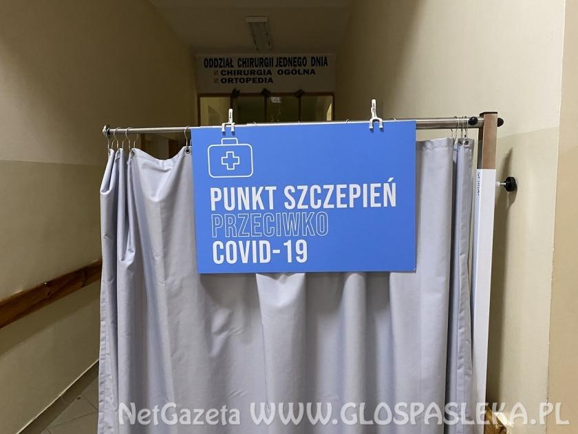 PUNKTY SZCZEPIEŃ P/COVID-19 W ELBLĄGU I POWIECIE ELBLĄSKIM