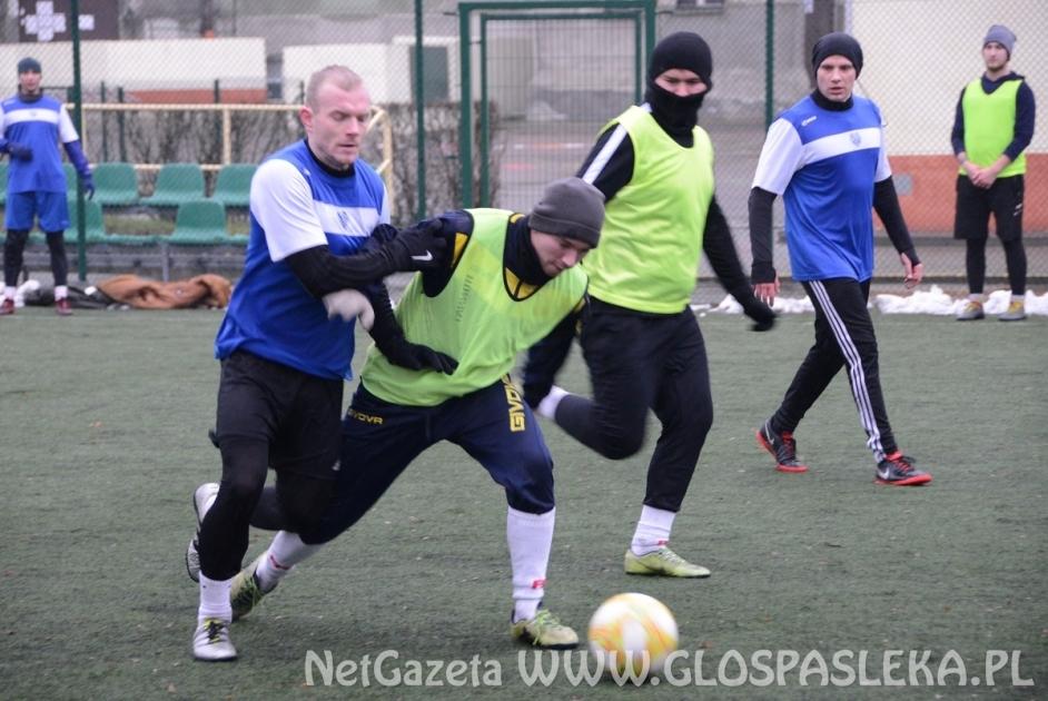 II Zimowy Turniej Piłki Nożnej o Puchar Burmistrza