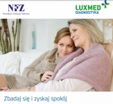 Bezpłatne badanie piersi