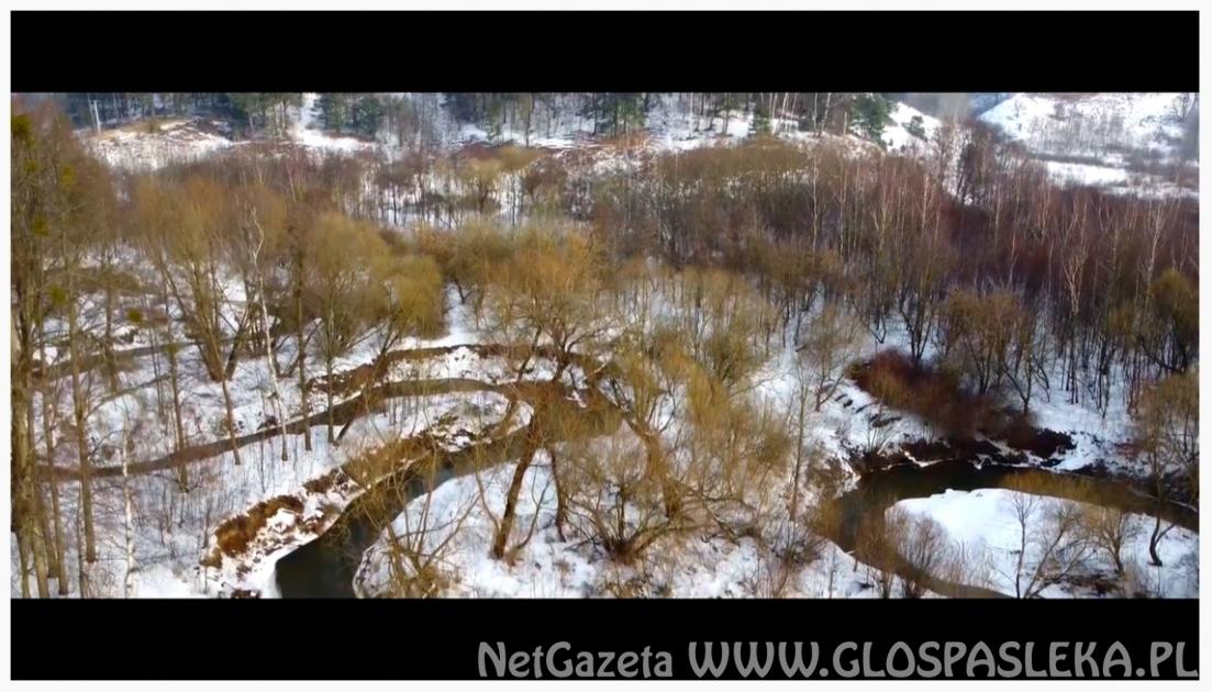 Zima w Parku Ekologicznym – film Marcina Kłosińskiego
