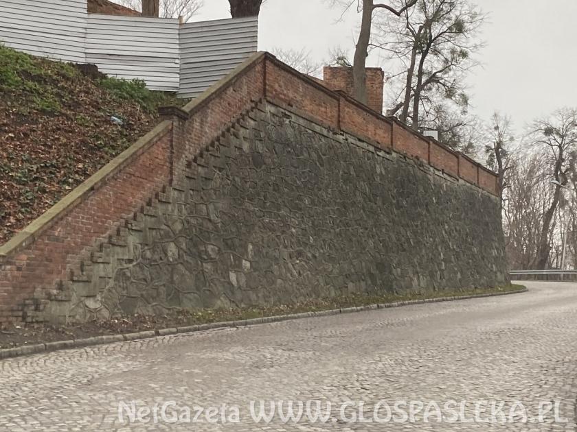 Remont muru oporowego – projekt gotowy