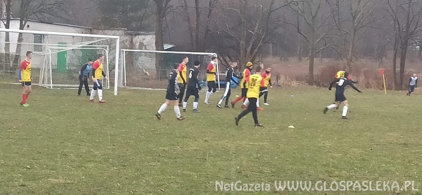 Wygrany sparing juniorów Polonii
