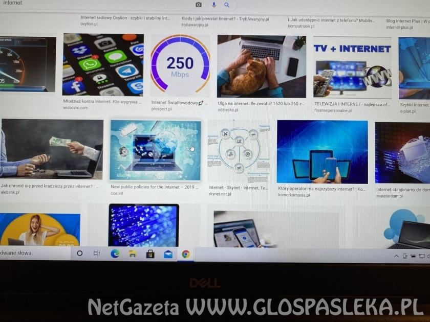 Publiczny internet dla każdego w Gminie Pasłęk