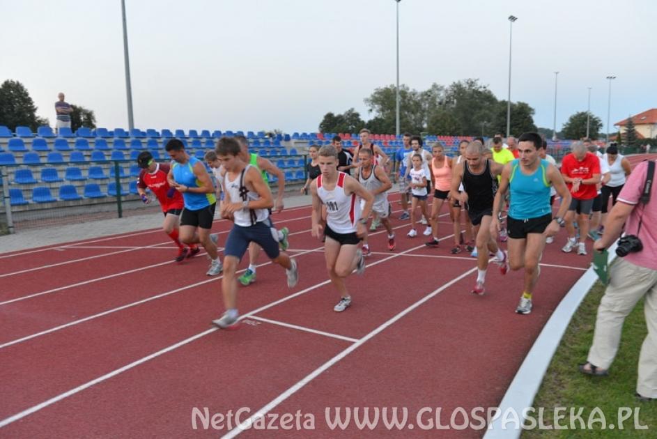 Bieg na 5000 m przełożony