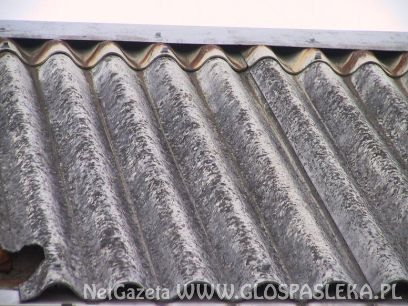 Dotacje do usuwania azbestu