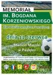 Memoriał im. Bogdana Korzeniowskiego w piłce nożnej
