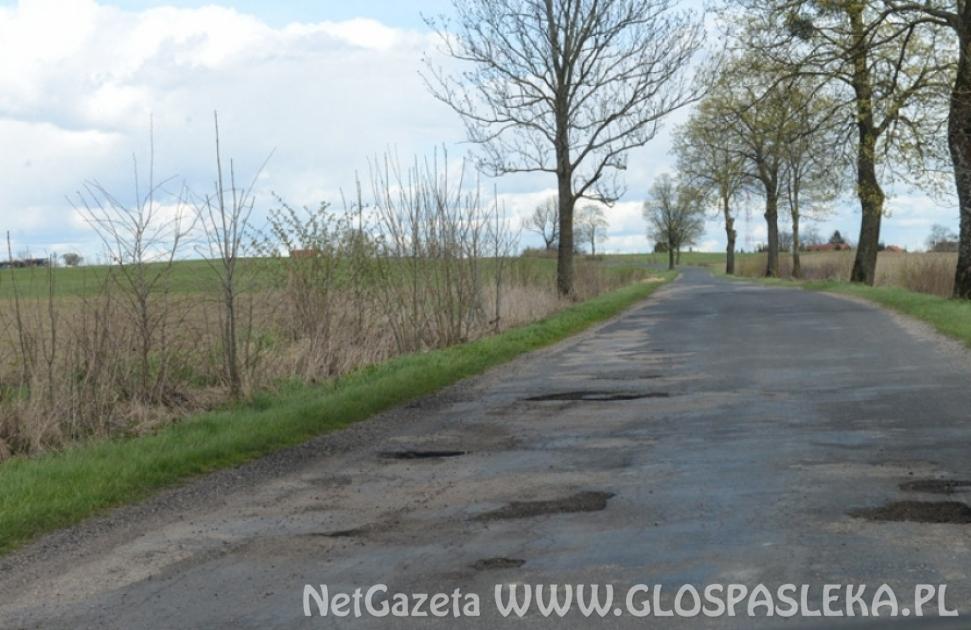 Ruszył remont drogi Marzewo – Dargowo – Drulity