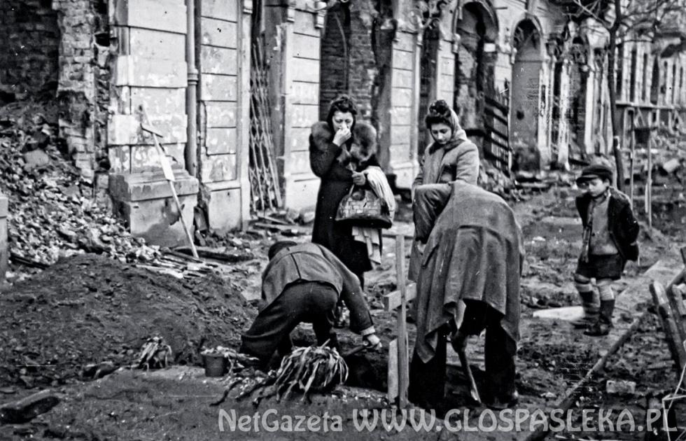 Pamiętamy o Powstańcach z Warszawy
