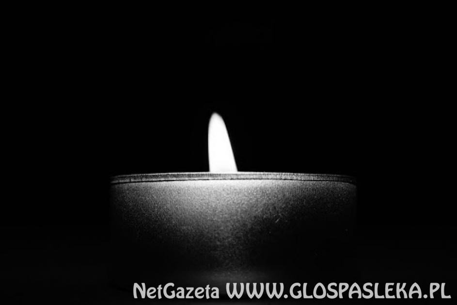 Zawiadomienie o śmierci i pogrzebie śp. Sabiny Skuratko