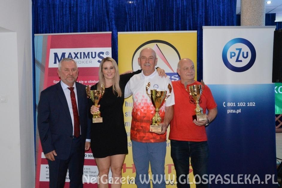 Leszek Mańkowski wygrywa zawody balonowe