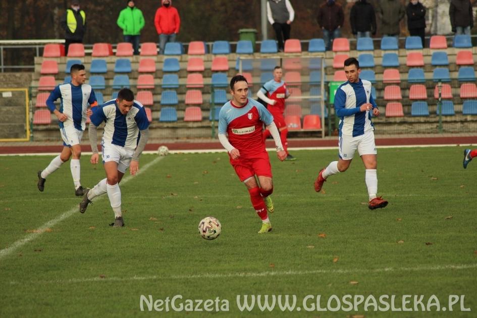 Polonia gra z Radomniakiem