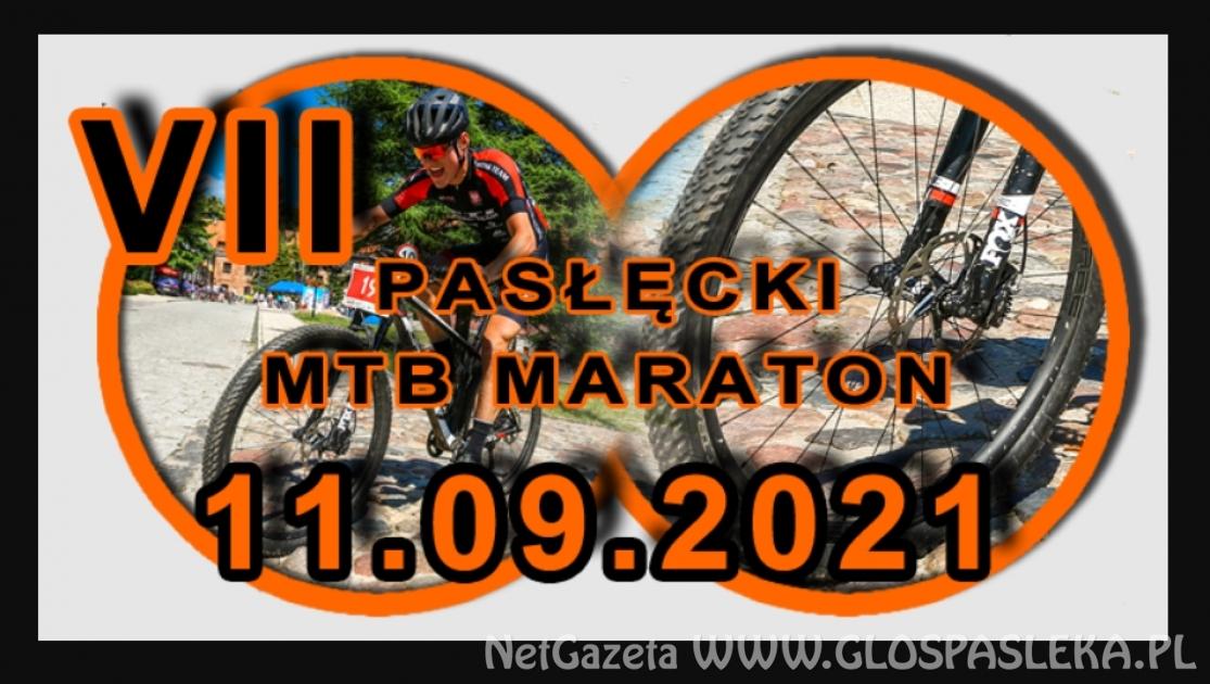 VII Maraton MTB Pasłęk 2021