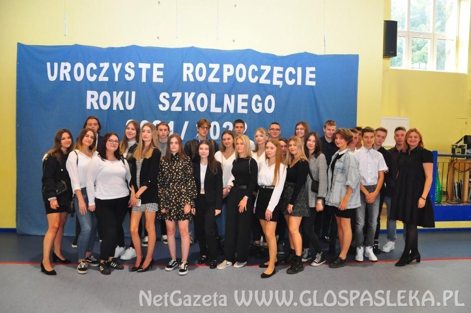 Powrót do szkoły w ZS w Pasłęku