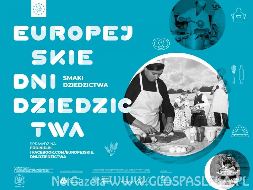 Europejskie Dni Dziedzictwa - Pasłęk