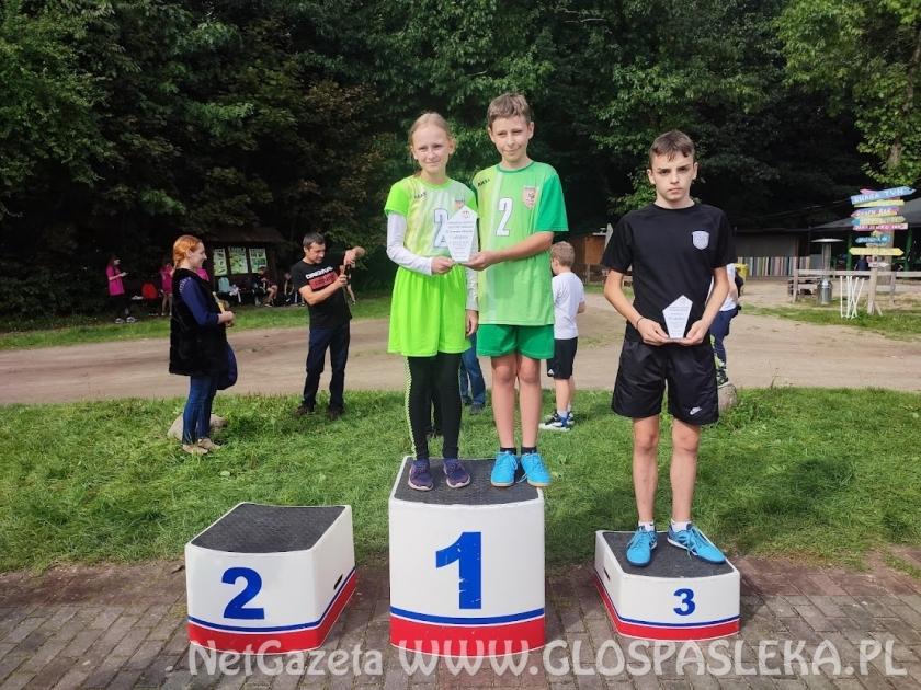 9 medali dla uczniów z Godkowa