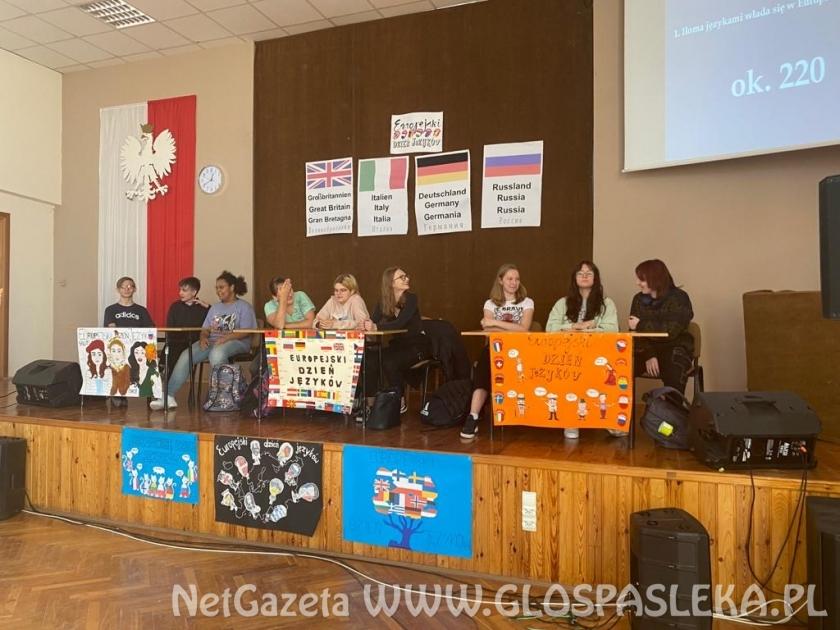 Europejski Dzień Języków w ZS