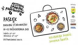 I Festiwal Smaków Food Trucków w Pasłęku
